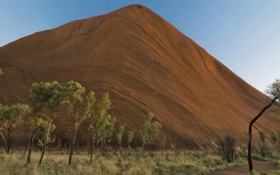 Uluru Southern Face