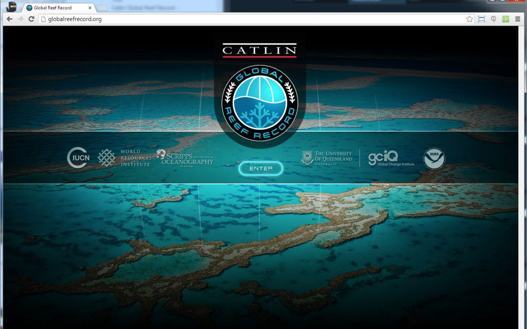 Catlin Global Reef Record – LAUNCH