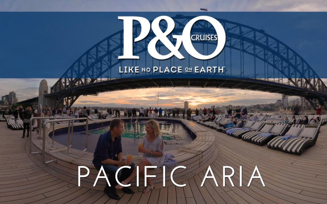 P&O Aria 360 Video